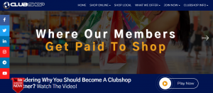 ClubShop – A First Look